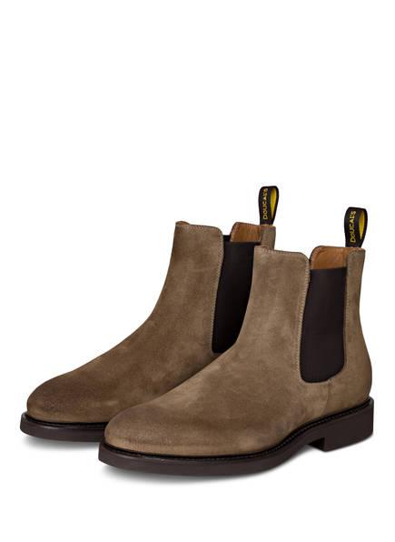DOUCAL'S Chelsea-Boots, Farbe: HELLBRAUN (Bild 1)