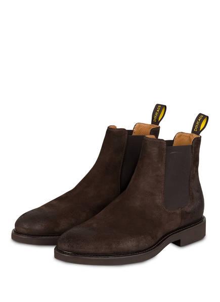 DOUCAL'S Chelsea-Boots, Farbe: DUNKELBRAUN (Bild 1)