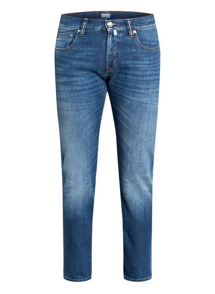 pierre cardin Jeans PARIS Slim Fit, Farbe: DARK BLUE (Bild 1)