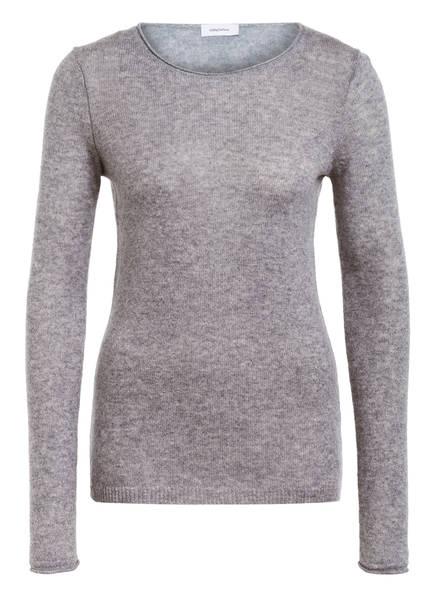DARLING HARBOUR Cashmere-Pullover, Farbe: HELLGRAU (Bild 1)