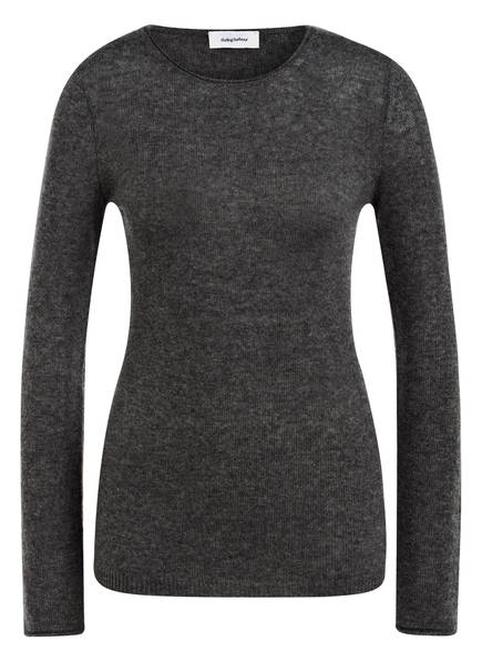 darling harbour Cashmere-Pullover, Farbe: GRAU MELIERT (Bild 1)