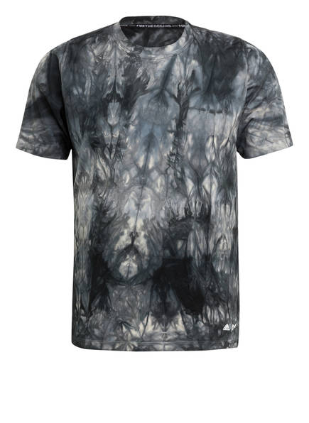 adidas T-Shirt PARLEY FREELIFT, Farbe: DUNKELGRAU/ GRAU/ HELLGRAU (Bild 1)