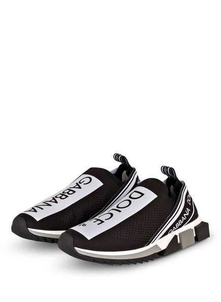 DOLCE&GABBANA Sneaker SORENTO, Farbe: SCHWARZ (Bild 1)