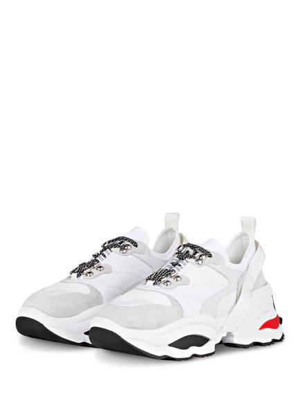 DSQUARED2 Plateau-Sneaker GIANT K2, Farbe: WEISS (Bild 1)