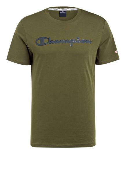 Champion T-Shirt, Farbe: KHAKI (Bild 1)
