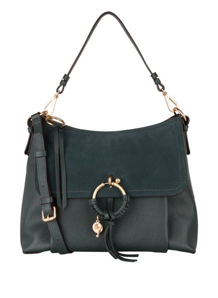 SEE BY CHLOÉ Handtasche JOAN, Farbe: NIGHTFALL GREEN (Bild 1)