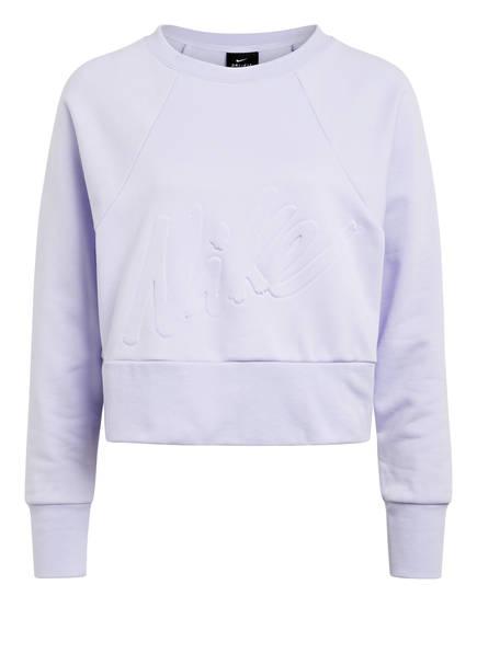 Nike Sweatshirt DRI-FIT GET FIT, Farbe: FLIEDER (Bild 1)