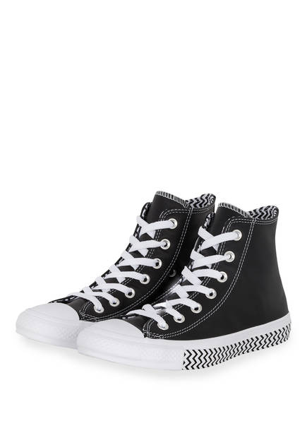 CONVERSE Hightop-Sneaker CHUCK TAYLOR ALL STAR VLTG, Farbe: SCHWARZ/ WEISS (Bild 1)