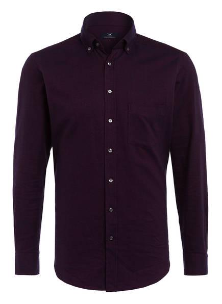 STROKESMAN'S Hemd Slim Fit, Farbe: DUNKELLILA (Bild 1)