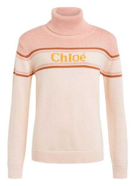 Chloé Pullover, Farbe: ROSA (Bild 1)