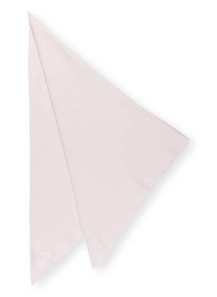 lilienfels Dreieckstuch aus Cashmere, Farbe: ROSÈ (Bild 1)