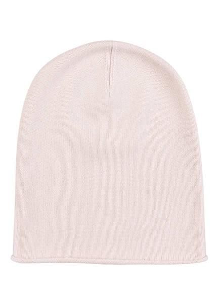 lilienfels Cashmere-Mütze, Farbe: HELLROSA (Bild 1)