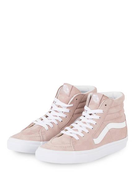 VANS Hightop-Sneaker Sk8-Hi, Farbe: HELLROSA (Bild 1)