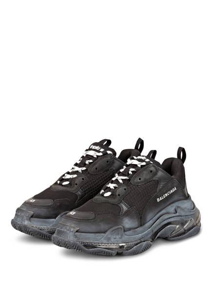 BALENCIAGA Sneaker TRIPLE S , Farbe: SCHWARZ (Bild 1)