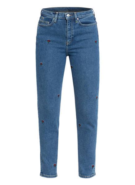 LACOSTE L!VE 7/8-Jeans , Farbe: DENIM BLUE (Bild 1)