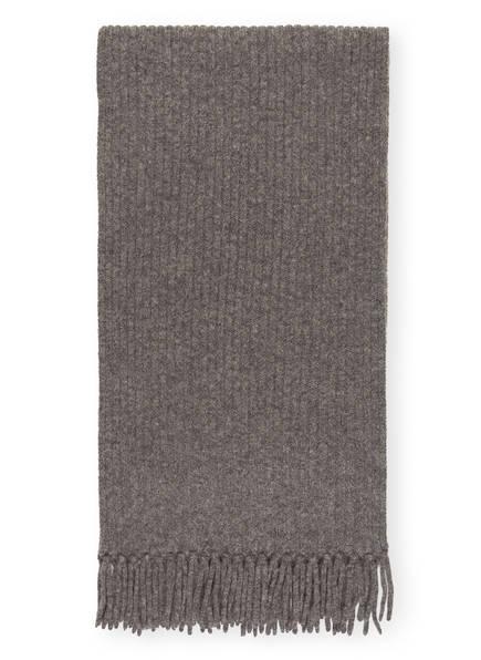 STROKESMAN'S Schal mit Cashmere, Farbe: GRAU MELIERT (Bild 1)
