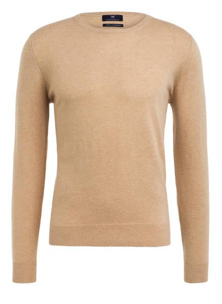 STROKESMAN'S Cashmere-Pullover, Farbe: BEIGE (Bild 1)