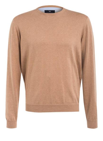 STROKESMAN'S Pullover, Farbe: CAMEL (Bild 1)