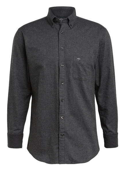 FYNCH-HATTON Hemd Casual Fit, Farbe: GRAU (Bild 1)