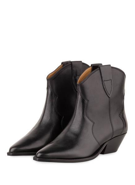 ISABEL MARANT Cowboy Boots DEWINA, Farbe: SCHWARZ (Bild 1)