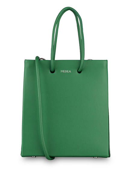 MEDEA Handtasche PRIMA SHORT, Farbe: DEEP GREEN (Bild 1)