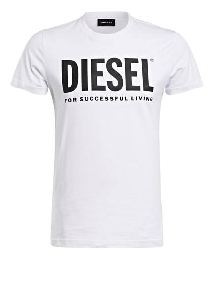 DIESEL T-Shirt DIEGO, Farbe: WEISS (Bild 1)