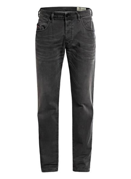 DIESEL Jeans D-BAZER Tapered Fit, Farbe: SCHWARZ (Bild 1)