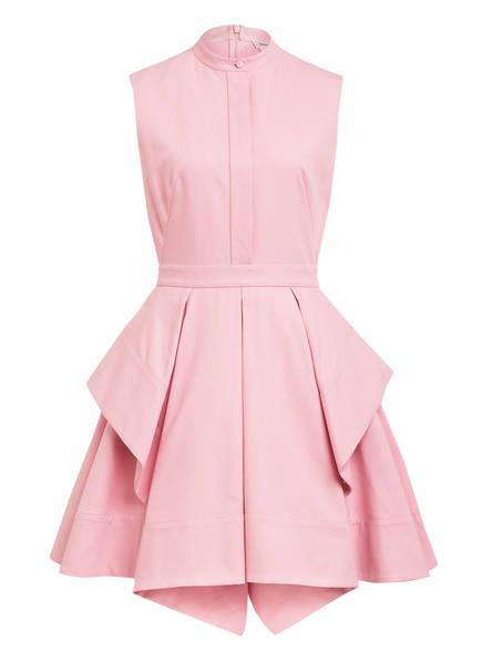 ALEXANDER McQUEEN Piqué-Kleid , Farbe: HELLROSA (Bild 1)
