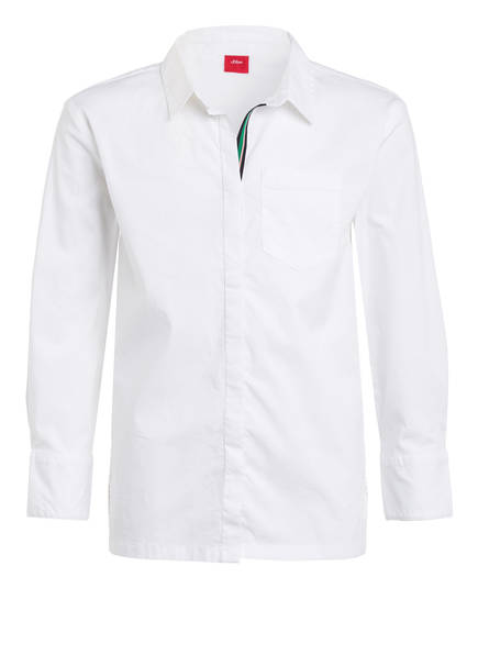 s.Oliver Bluse, Farbe: WEISS (Bild 1)