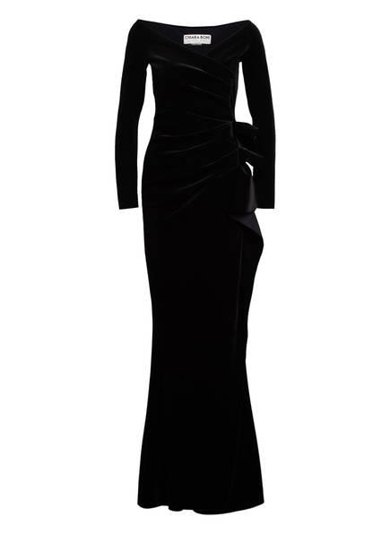 CHIARA BONI La Petite Robe Abendkleid, Farbe: SCHWARZ (Bild 1)