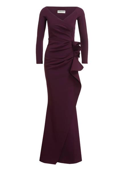 CHIARA BONI La Petite Robe Abendkleid, Farbe: DUNKELROT (Bild 1)
