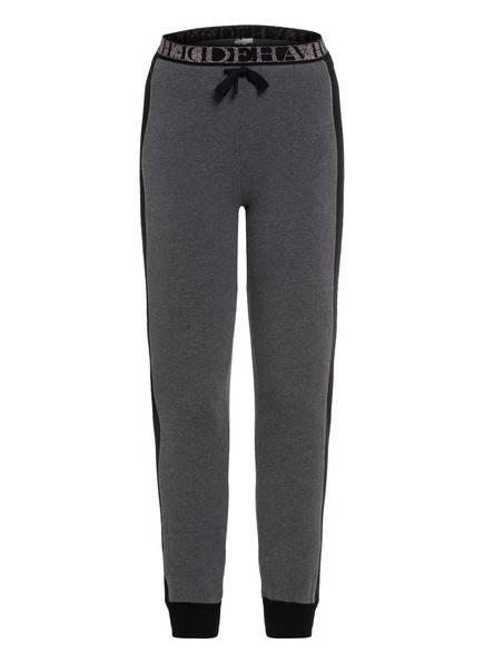 DEHA Sweatpants, Farbe: GRAU MELIERT/ SCHWARZ (Bild 1)
