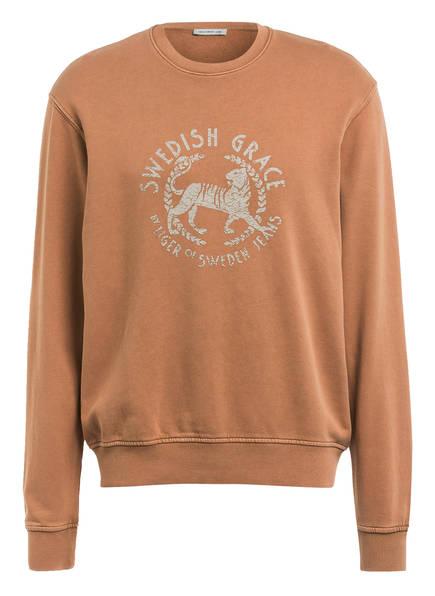 TIGER of Sweden Sweatshirt TANO PR, Farbe: CAMEL (Bild 1)