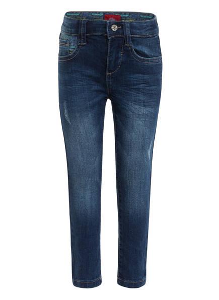 s.Oliver Jeans Slim Fit, Farbe: 57Z2 BLUE DENIM S (Bild 1)