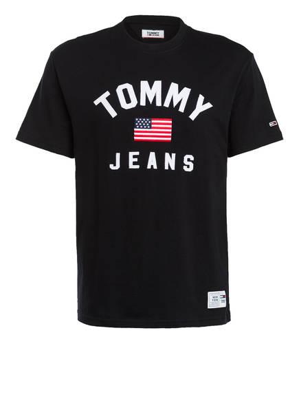 TOMMY JEANS T-Shirt , Farbe: SCHWARZ (Bild 1)