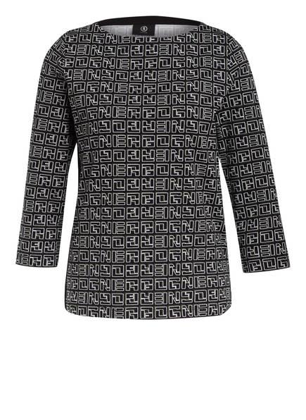 BOGNER Shirt DORIA, Farbe: SCHWARZ/ OLIVE/ WEISS (Bild 1)