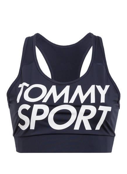 TOMMY HILFIGER Sport-BH, Farbe: DUNKELBLAU (Bild 1)