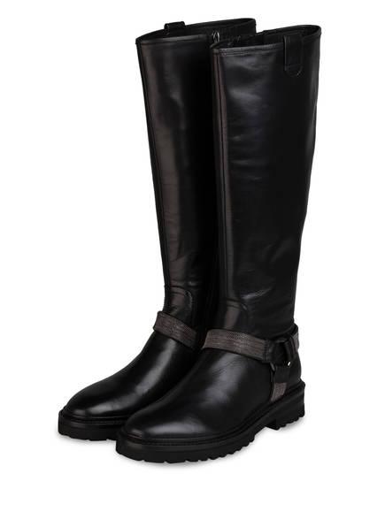 STEFFEN SCHRAUT Stiefel 57 CHAIN ROAD, Farbe: SCHWARZ (Bild 1)