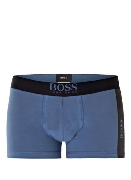 BOSS Boxershorts 24 LOGO, Farbe: BLAU (Bild 1)