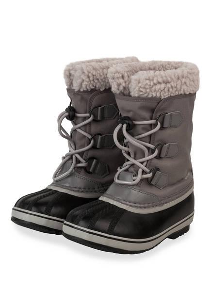 SOREL Boots YOOT PAC™ NYLON, Farbe: GRAU/ SCHWARZ (Bild 1)