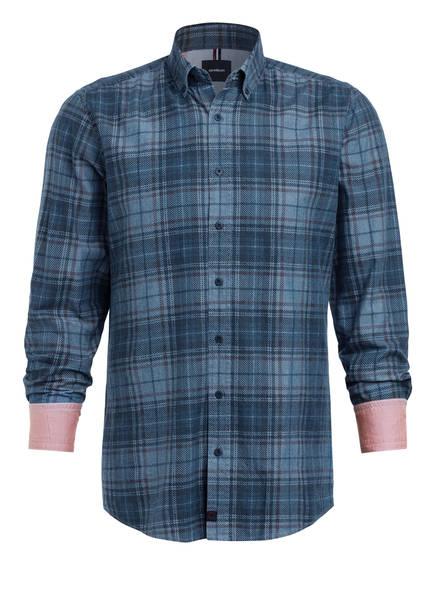 Strellson Hemd cobe2 Casual Fit blau