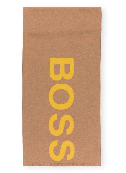 BOSS Schal WONTEL, Farbe: CAMEL (Bild 1)