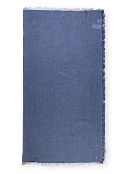 BOSS Schal NALU, Farbe: BLAU (Bild 1)