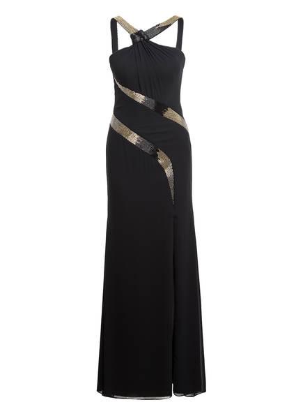 FOREVER UNIQUE Kleid , Farbe: SCHWARZ/ GOLD (Bild 1)