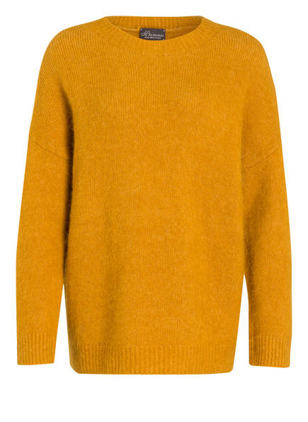 Princess GOES HOLLYWOOD Oversized-Pullover , Farbe: DUNKELGELB (Bild 1)