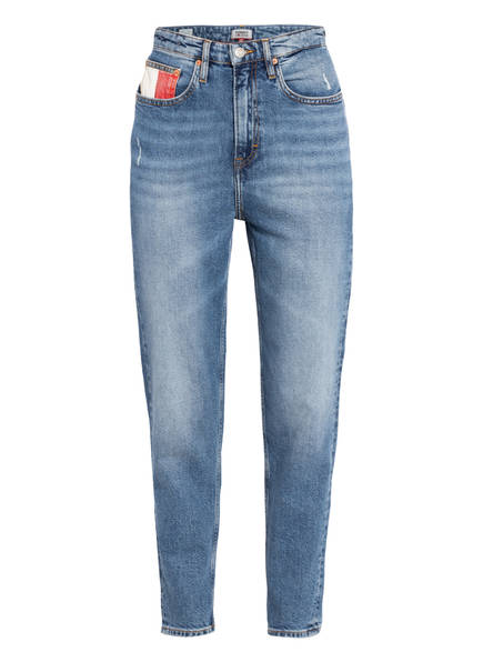 TOMMY JEANS Mom Jeans TJ 2004 , Farbe: AMERICA MID BL CO BLUE (Bild 1)