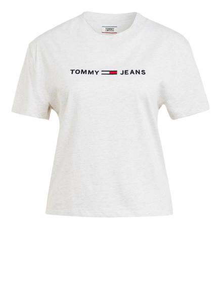 TOMMY JEANS T-Shirt, Farbe: ECRU MELIERT (Bild 1)
