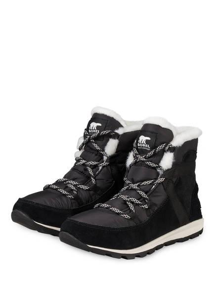 SOREL Boots WHITNEY FLURRY , Farbe: SCHWARZ (Bild 1)