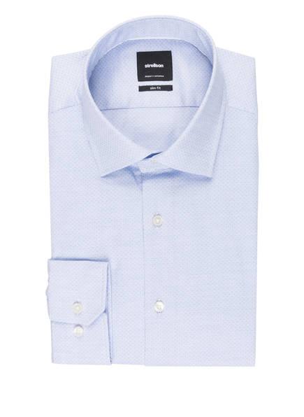 strellson Hemd SANTOS Slim Fit, Farbe: HELLBLAU/ WEISS (Bild 1)
