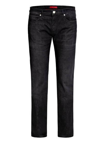 HUGO Jeans HUGO 708 Slim Fit, Farbe: BLACK (Bild 1)
